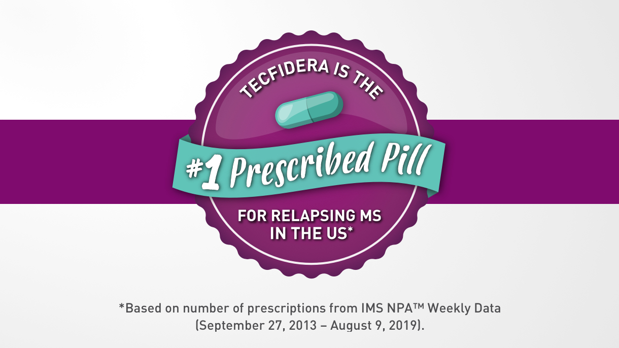 #1 pill for relapsing MS